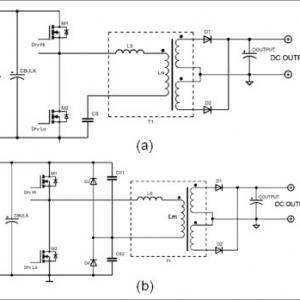 半桥llc谐振转换器的配置与特性讲解
